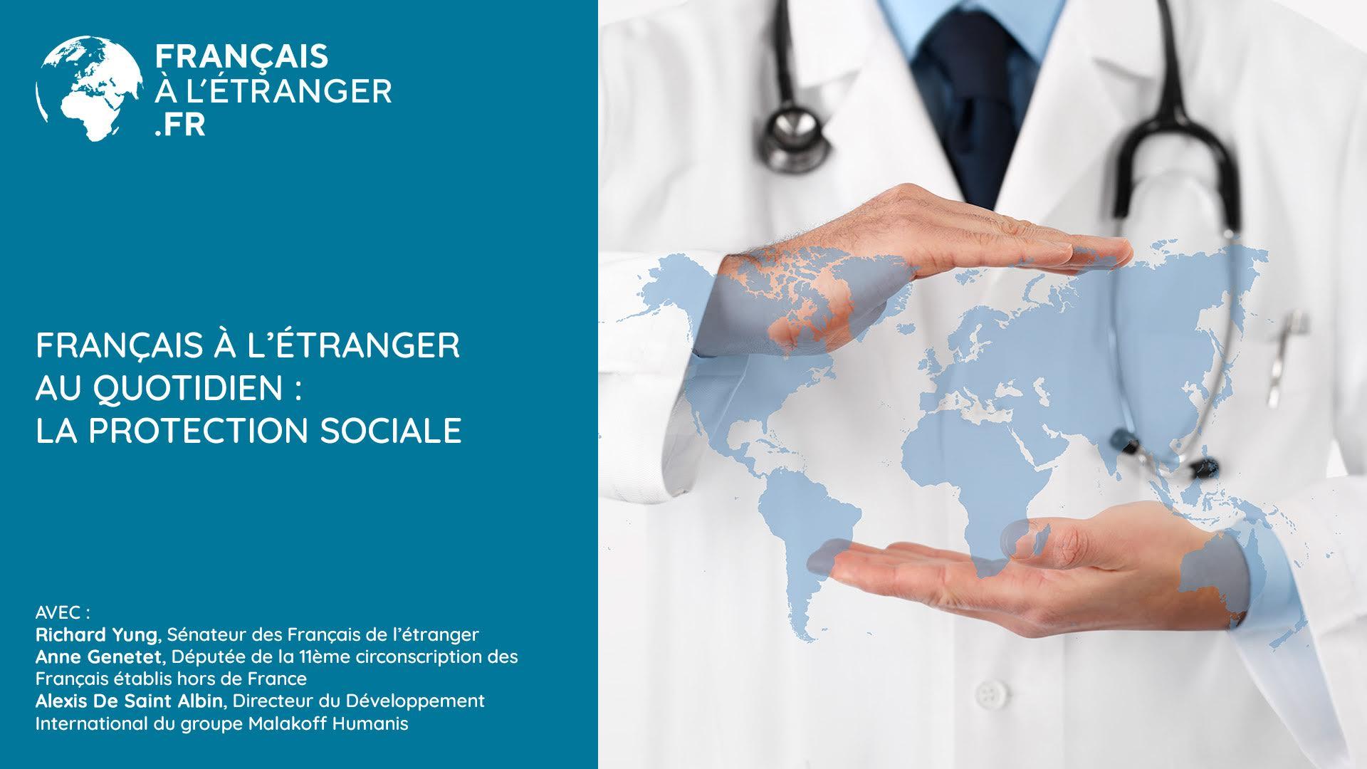 Français à l'étranger au quotidien : la protection sociale