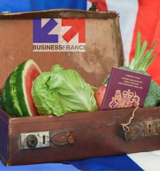 """""""La règlementation des produits alimentaires au Royaume-Uni"""", éditée par Business France"""