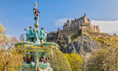 Écosse : « Doors Open Days » 2021 du 25 au 26 septembre.