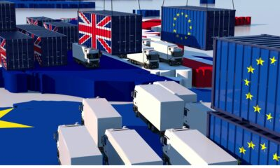Brexit : les contrôles douaniers sur les importations venant de l'UE ont été reportés